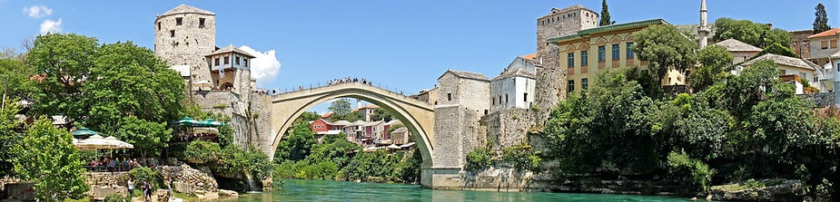 mostar stari most ponte bridge