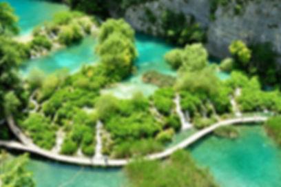 plitvice natura cosa vedere itinerario croazia laghi fiume fiumi