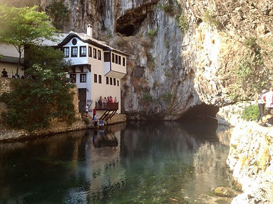 tekija bosnia erzegovina cosa vedere itinerario monumento storia