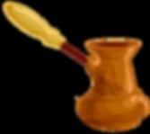 Babelerrante caffè bosniaco
