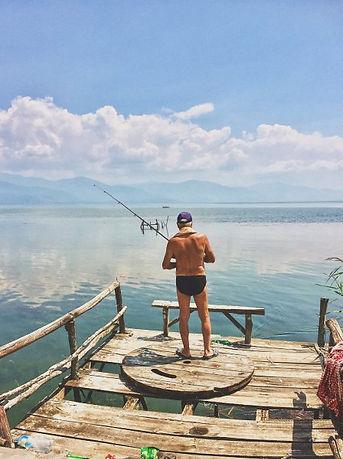 il pescatore di sogni e di cironki
