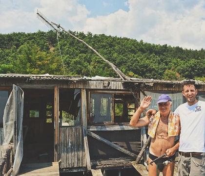 I pescatori di cironki Mattia di Babelerrante e Dusan