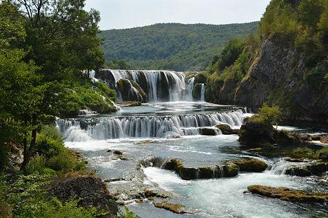 cascate strabacki buk waterfall bosnia erzegovina