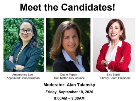 Panel Discussion: Good Morning San Mateo
