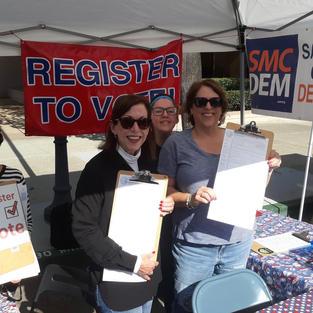 Voter Registration Drive 2019