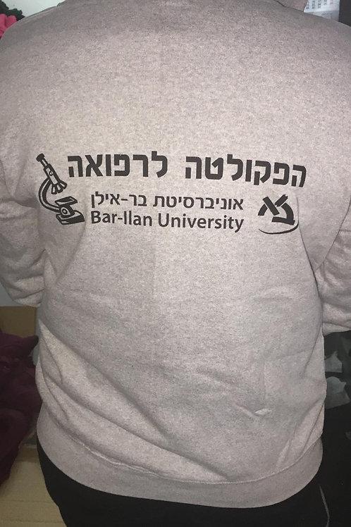 קפוצ'ון עם ריץ ריץ' - לוגו של מיקרוסקופ (למשלמי רווחה)
