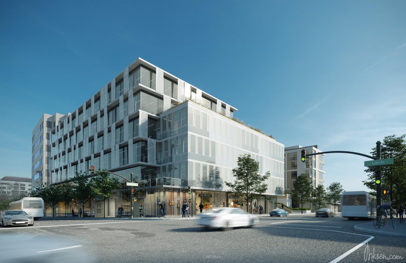 83 North Lake Avenue, Pasadena, California  Created for: