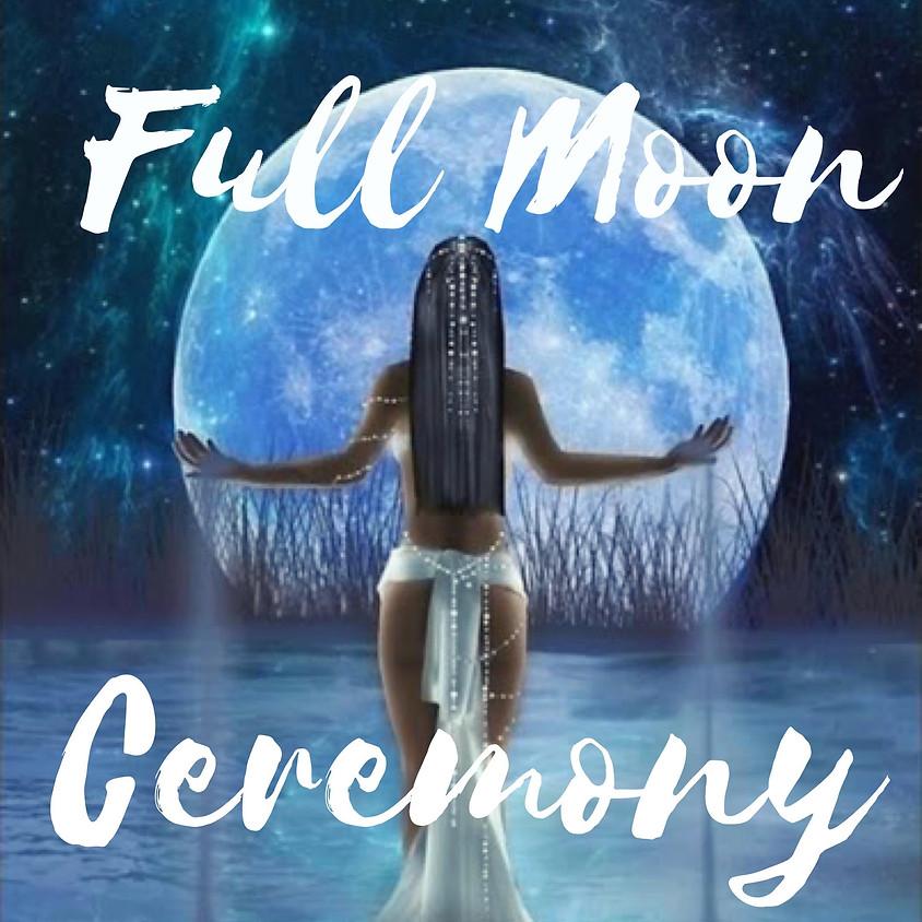 Virtual Full Moon Ceremony