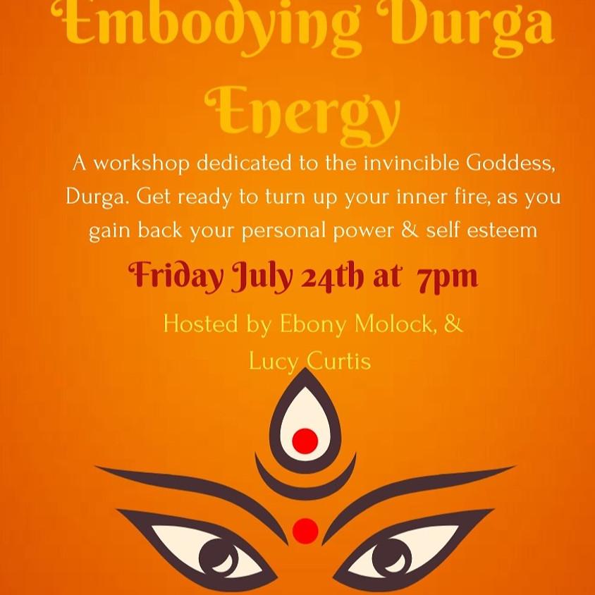 Empowered Yoga: Embodying Durga Energy