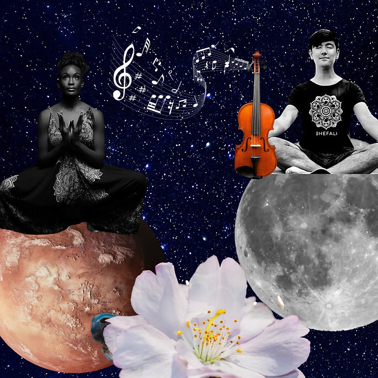 Welcome to Spring: A Virtual Cosmic Yoga + Music Experience
