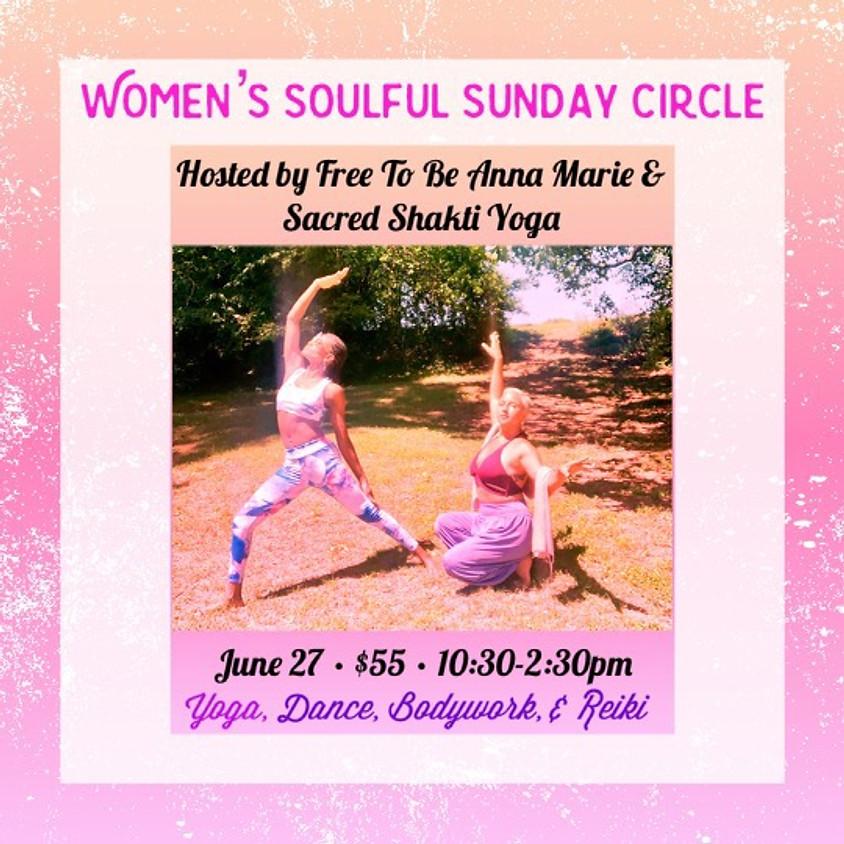 Women's Soulful Sunday's
