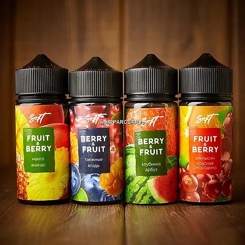 Жидкость Berry & Fruit 100 мл