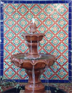 Prospect Fountain, La Jolla, CA