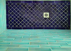 Marco Island Outdoor Shower Floor