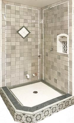 San Diego Showroom Shower