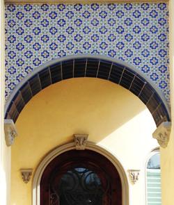 Entry Archway, La Jolla, CA