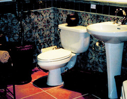 Bath 4 Ensueno, Caramel Touch of Gray