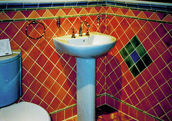 Bath 2a Goldenrod, Tahoe, Emerald