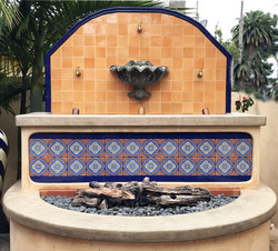 Prospect Firepit and Fountain