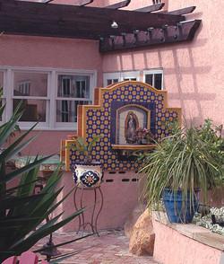 Virgin of Guadalupe Mural