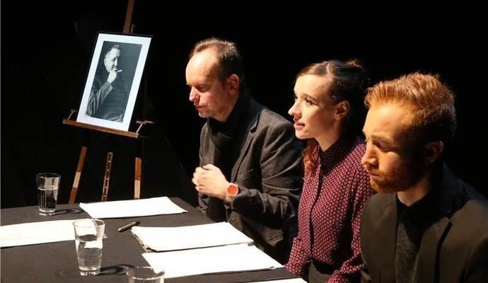 "2016 ""Bertolt Brecht"" - Lesung"