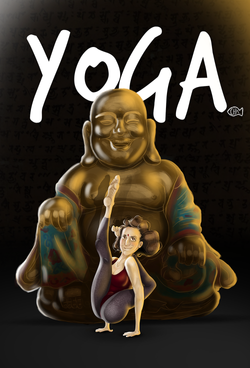 beri beri yoga class small behance