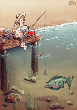 fisherman small