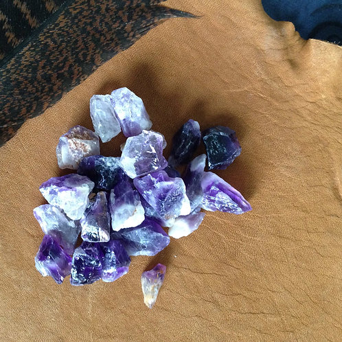 Small Amethyst Crystals