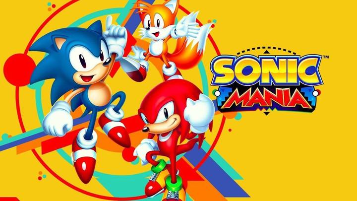 Sonic Mania: Initial Impressions