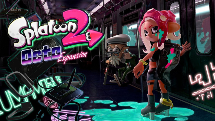 Splatoon2 Octo Expansion!