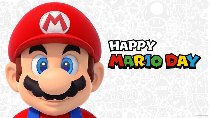 Happy Mario Day! From -JustNintendo-