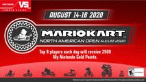 MarioKart NA 2020 Tournament! Starts Tomorrow From 12pm – 6pm PT