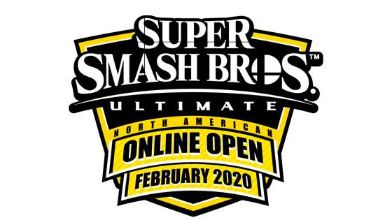 Super Smash Bros. Ultimate North American Online Open February 2020