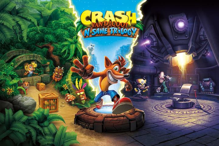 "Crash Bandicoot N. Sane Trilogy ""Switch!"""