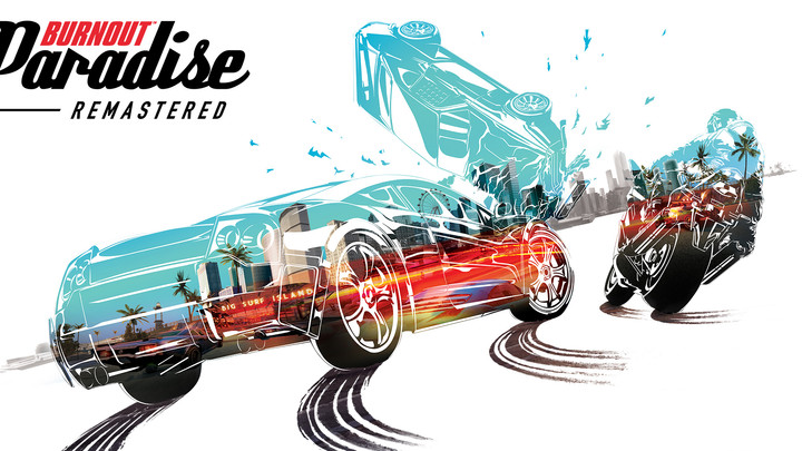BURNOUT Paradise - Remastered is Coming To The Nintendo Switch!
