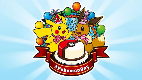 Happy Pokémon Day!