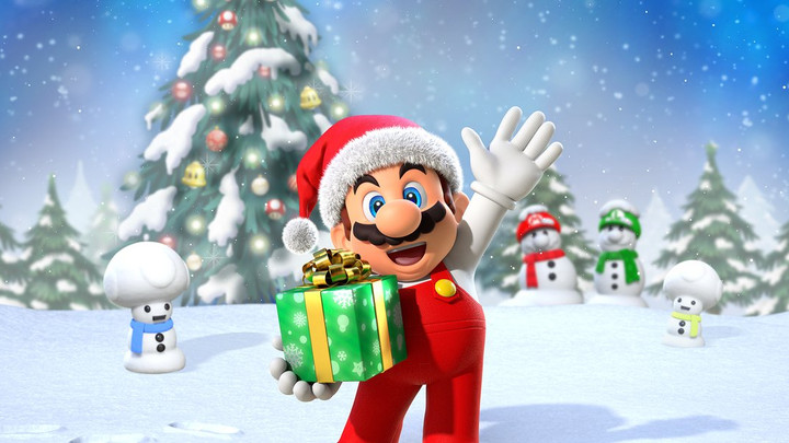 Have A Merry Christmas From JustNintendo!