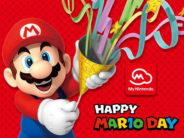 Celebrate MAR10Day tomorrow!