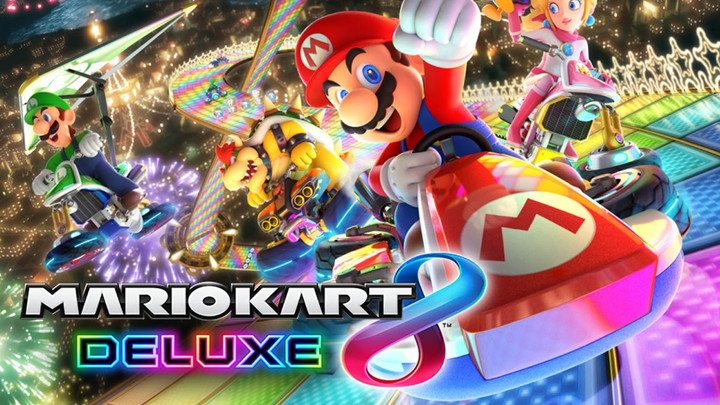 """Mario Kart 8 Deluxe """"Switch"""" Review"""