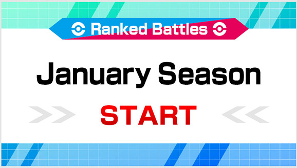 Clash with Gigantamax Pokémon for Great Prizes in Ranked Battles January Season!