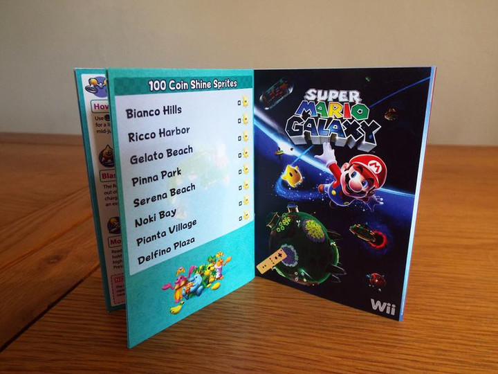 """Fan of the Super Mario Bro's series """"re-creates"""" Manuals from these 3 great Mario games for Switch!"""