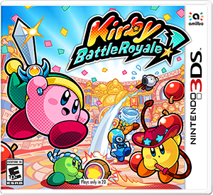 Kirby Battle Royale 3DS $39.99