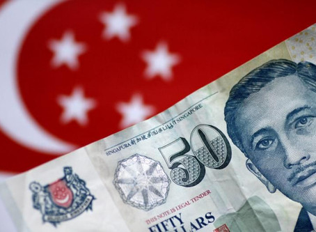 Why is SGD poised to get stronger in the next 6 months?