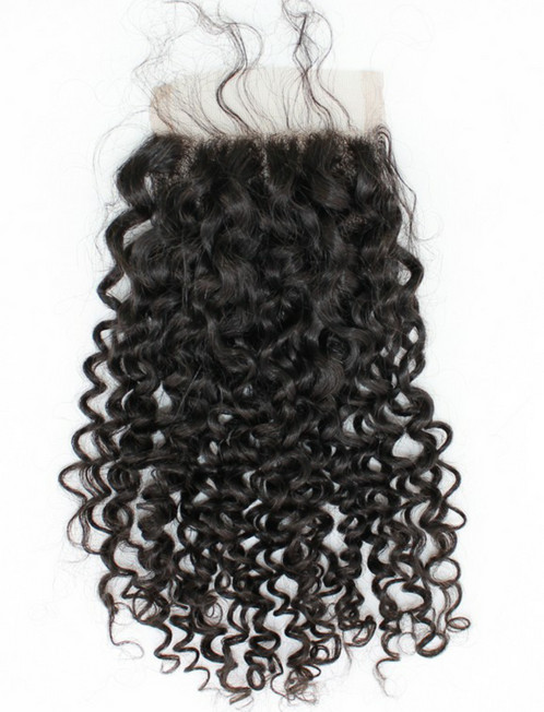 Se Asian Exotic Curl Closure Raw Hair Extensions Brooklyn