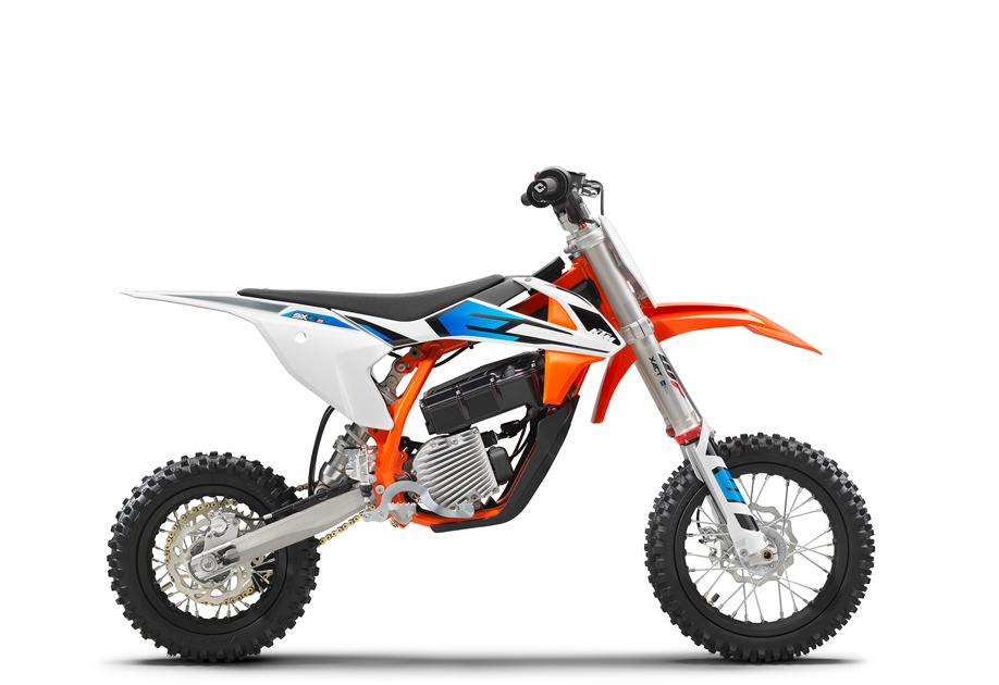 KTM 2021 SX-E 50