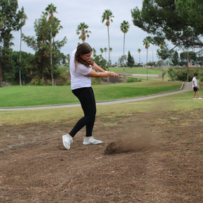 Girl's Golf Loses to La Mirada in an Extremely Close Match