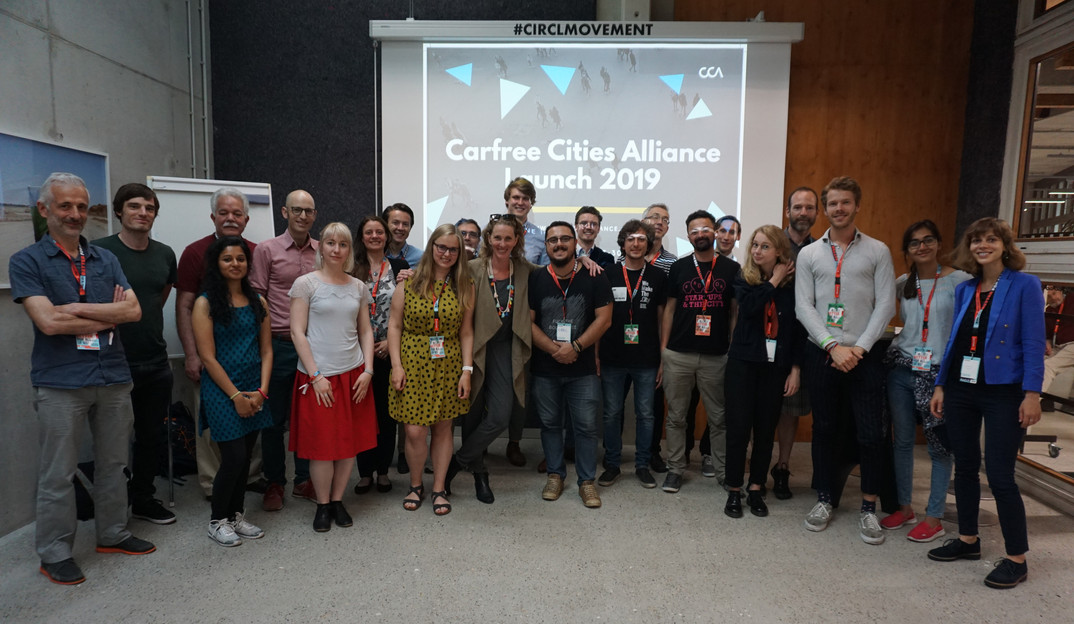 CCA Launch Event in Amsterdam, June 2019