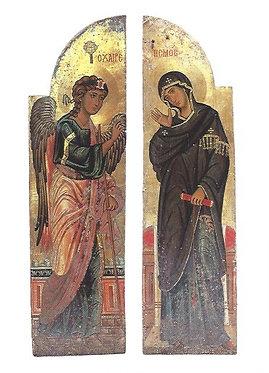 'The Annunciation' postcard
