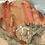 Thumbnail: 'The Monastery of Saint Catherine, Sinai' greeting card