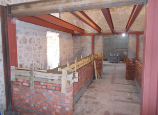 Library renovation update - November 2014